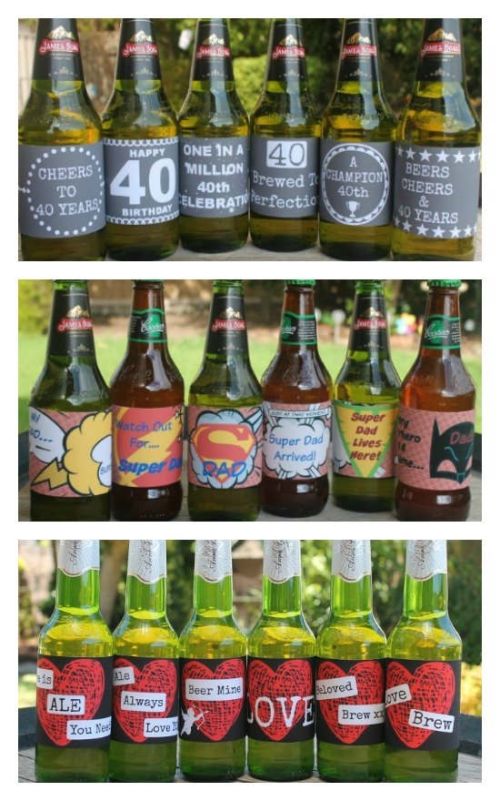 photo regarding Printable Beer Labels identified as Printable Beer Labels For All Scenarios